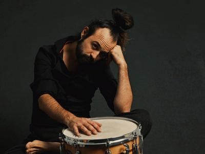 Miguel Hiroshi, multi instrumentalist artist
