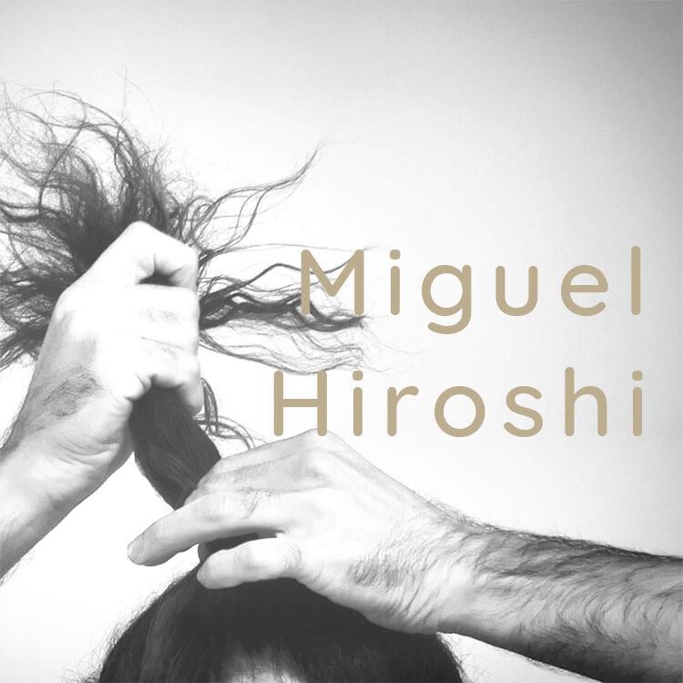 Miguel Hiroshi, music producer