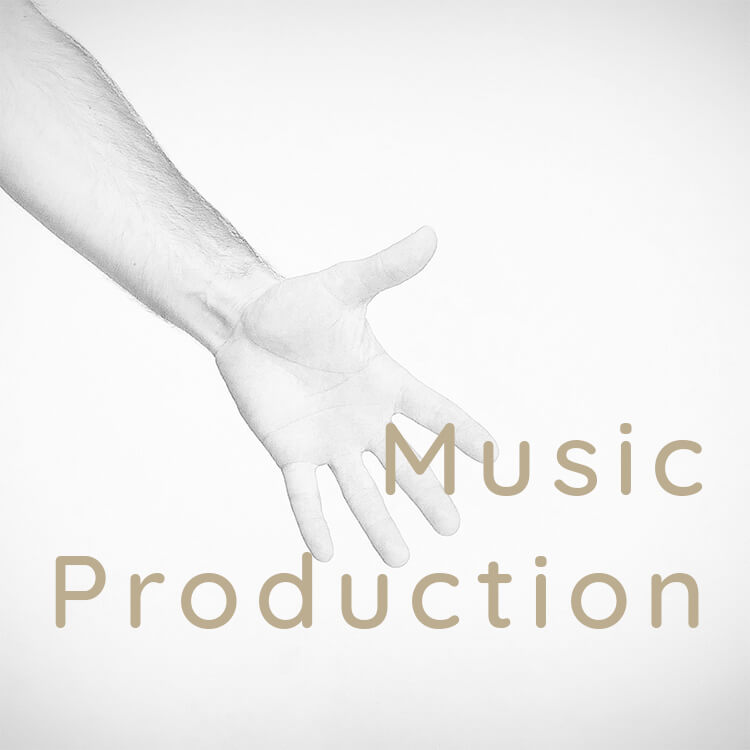 Music producer Miguel Hiroshi