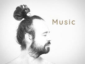 Music creator Miguel Hiroshi